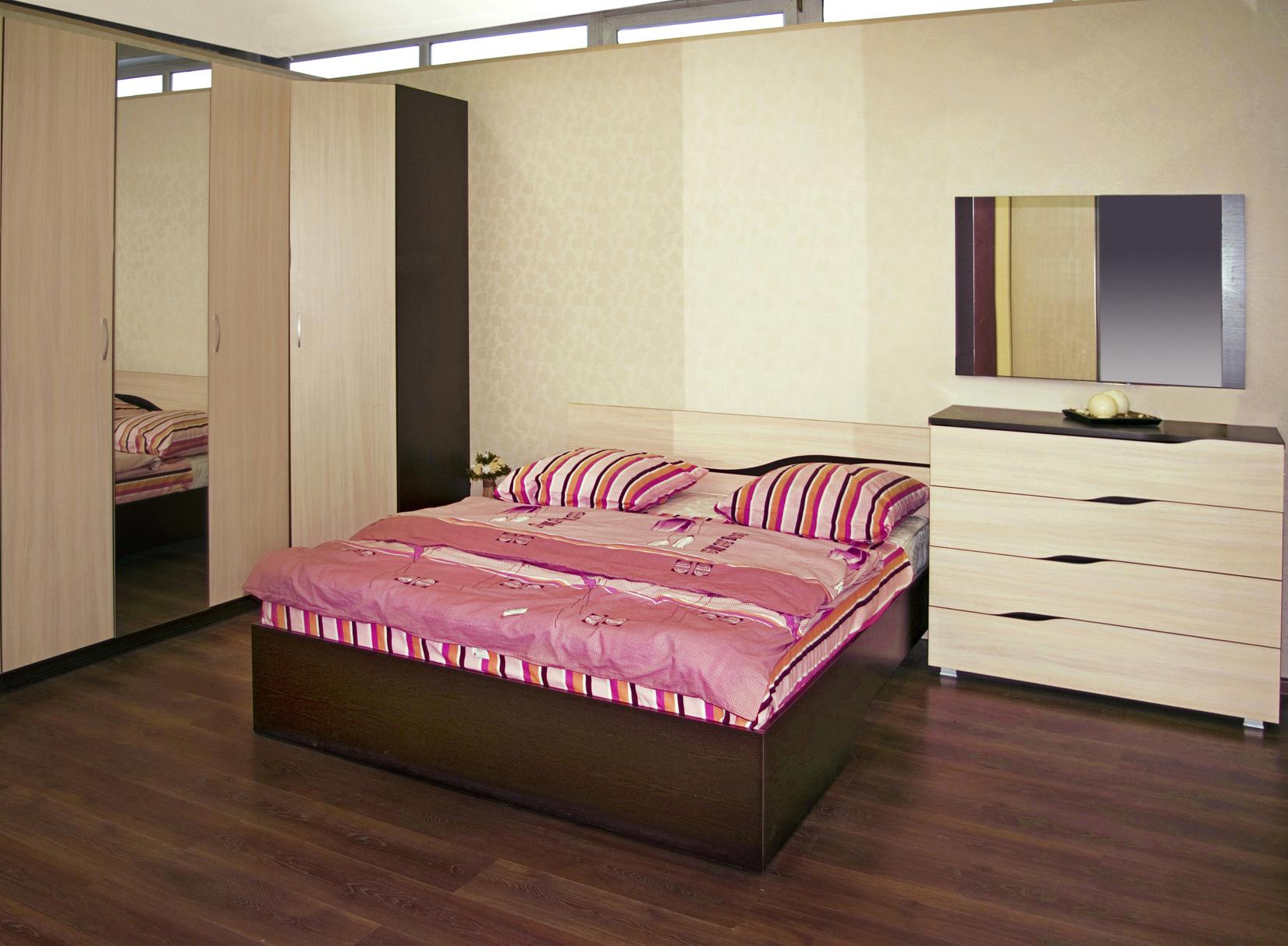 Спальня эконом класса фото