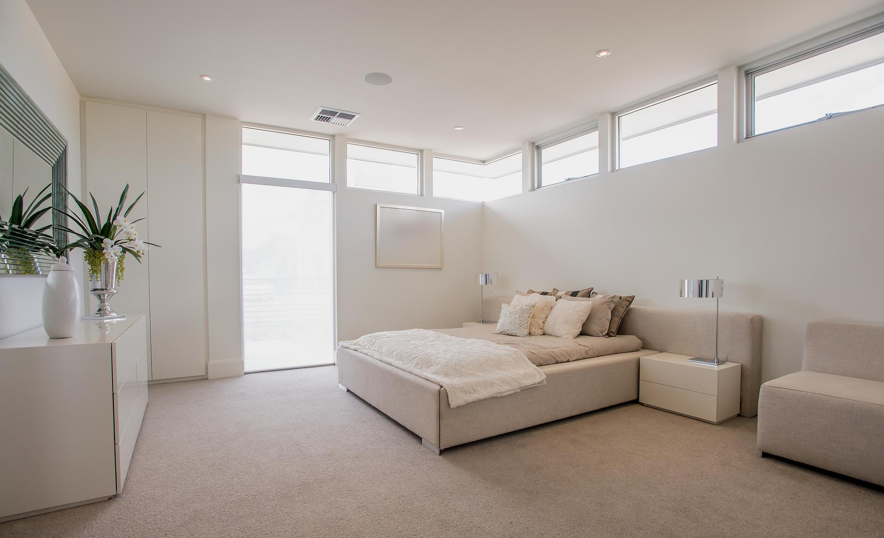 How To Make Small Bedrooms Look Bigger Dom Jakie Kolory Wybrać Do Domu