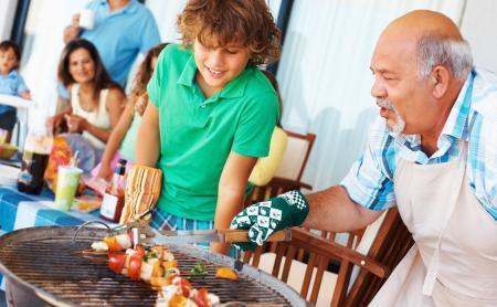 Zdrowe grillowanie, czyli kilka dobrych rad na majówkę