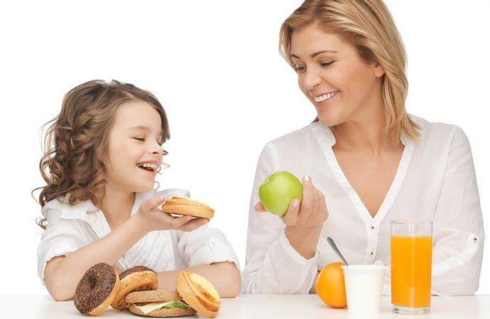 Jak wprowadzić zdrowszą dietę dla dziecka?