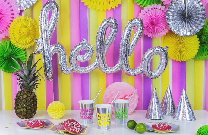 Organizujesz imprezę? Wybierz najlepsze dekoracje!
