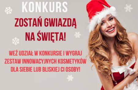 """Konkurs """"Zostań gwiazdą na Święta!"""""""