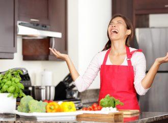 15 domowych sposobów na kuchenne problemy