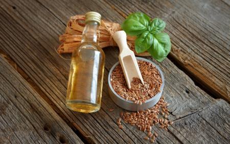 Olej lniany – lek na całe zło