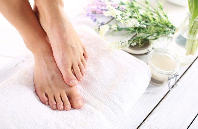 Zadbaj o swoje stopy z preparatem Verlaven
