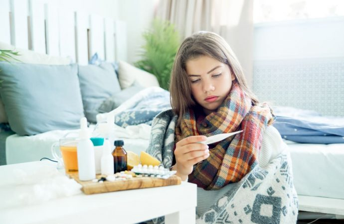 Przeziębienie czy grypa? Objawy i leczenie