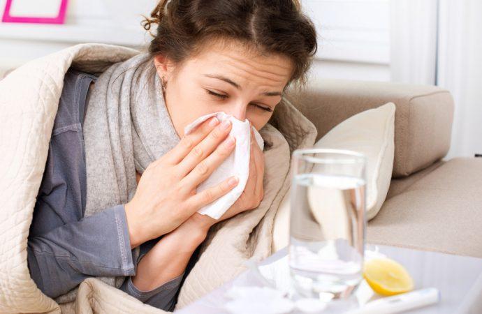 Jak uchronić się przed jesiennym przeziębieniem i grypą?