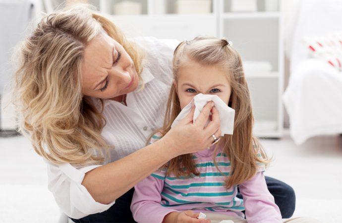 Dziecko chore na przeziębienie – jak mu pomóc?