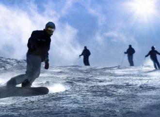 Snowboard – śnieżna jazda bez trzymanki