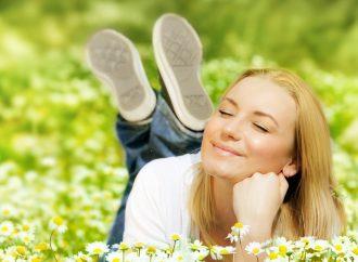 5 sposobów na zyskanie pozytywnej samooceny wiosną