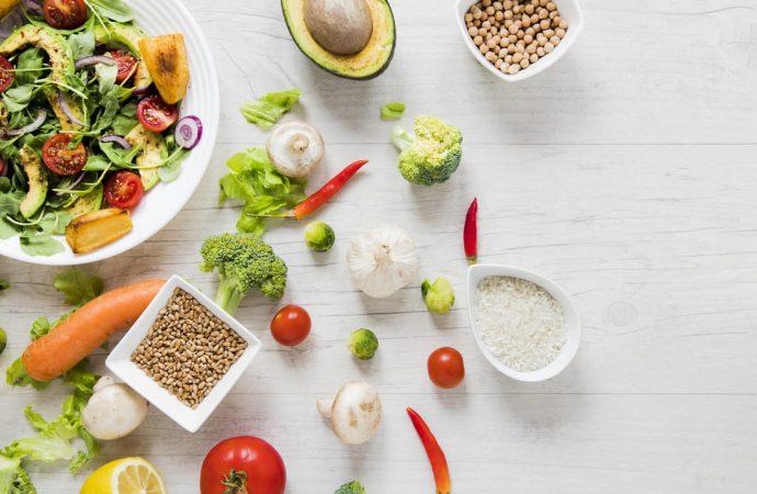 Jesteś na diecie wegańskiej? 4 rzeczy, o których musisz pamiętać